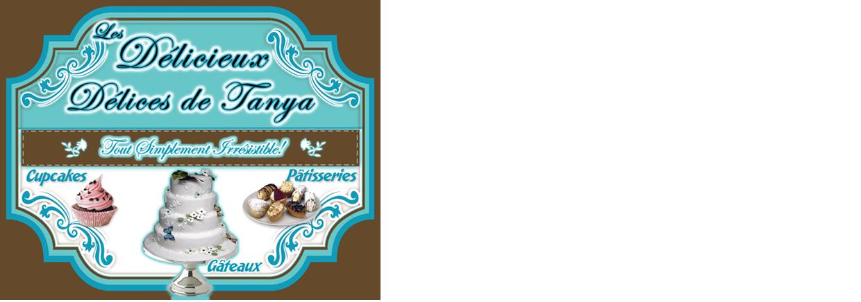 Logo Tanya's Delicious Delights
